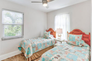 Bedroom 4 Sea Pearl Family Vacation Rentals on the Beach