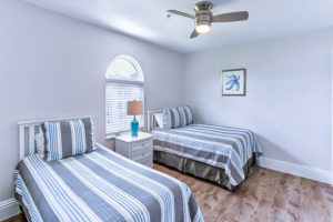 Bedroom 3 Sea Pearl Family Vacation Rentals on the Beach