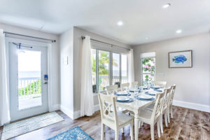 Dining Room Mermaids Retreat Fort Myers Beach Home Rentals
