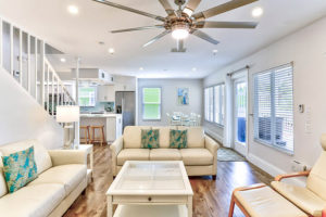 Family Room Sea Pearl Beach Vacation Rentals