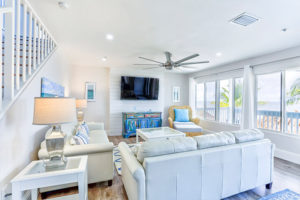 Family Room Mermaids Retreat Fort Myers Beach Home Rentals