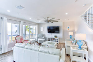 Family Room Ocean Mist Fort Myers Beachfront Vacation Rentals